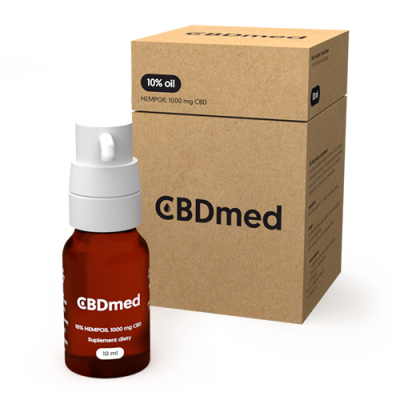 CBDmed 10ml-1000mg
