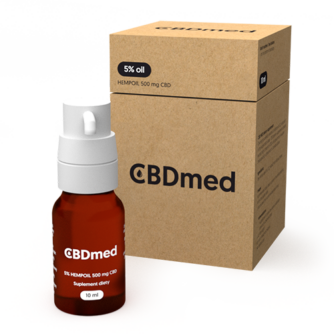 CBDmed 10ml - 500mg