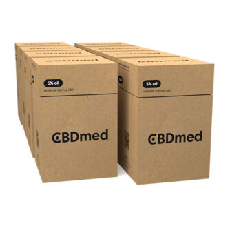 CBDmed 10ml 500mg Packshot 2